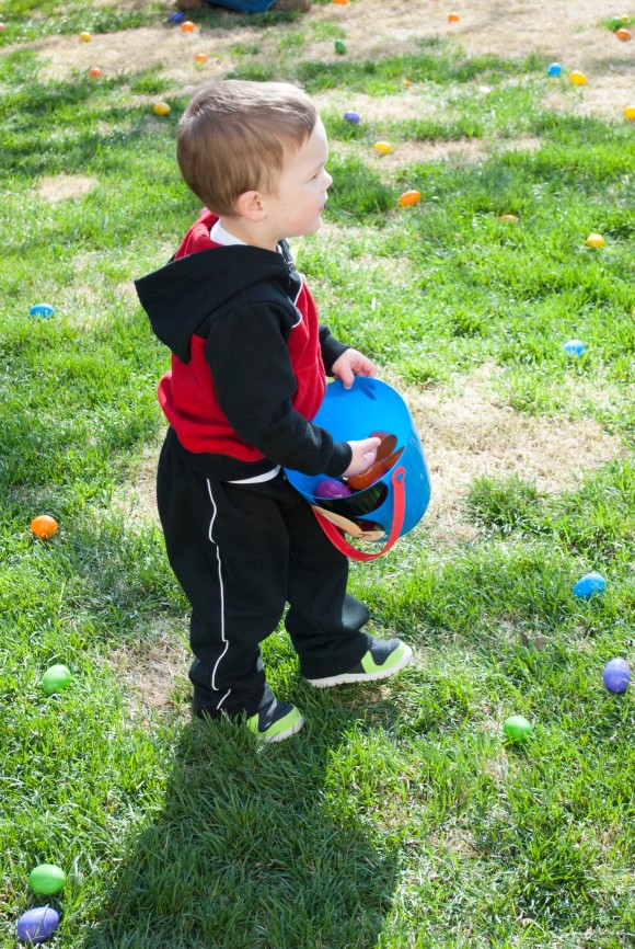 Easter Egg Hunt 019