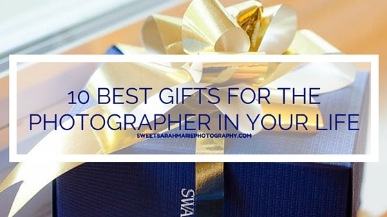 Best Photographer Gifts
