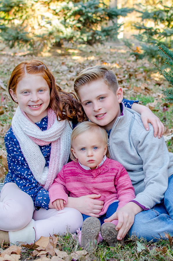 Amy Guffey Family -9